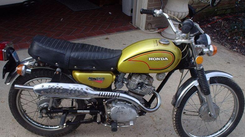 Click image for larger version  Name:1972-Honda-CL100-Scrambler-Yellow-6280-0.jpg Views:424 Size:68.5 KB ID:84