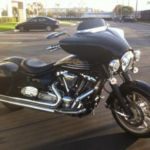 The New Bagger Black Beast