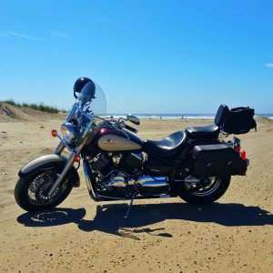 Ocean Shores, WA - a nice day ride