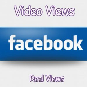 Here you can buy high-quality video views on the Facebook enhances reputation of your video.  This is an advantageous service for advertising promotio